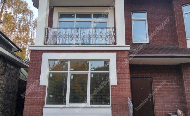 Балконное ограждение ковка bn-01
