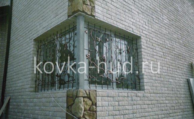 Решетка кованая kr-0319