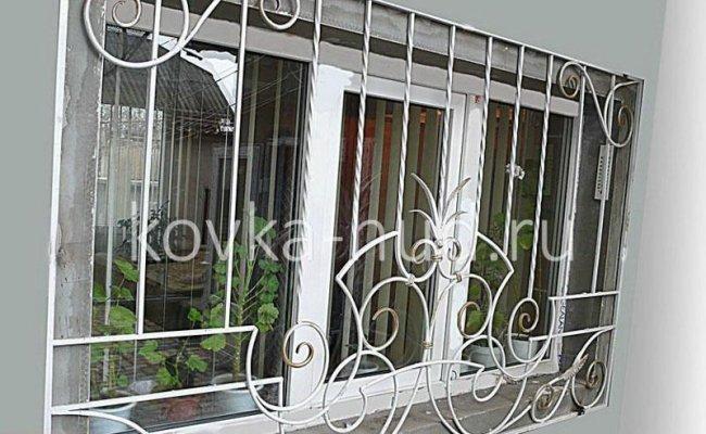 Решетка кованая kr-0324