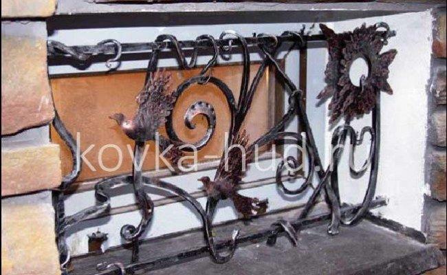 Решетка кованая kr-0364
