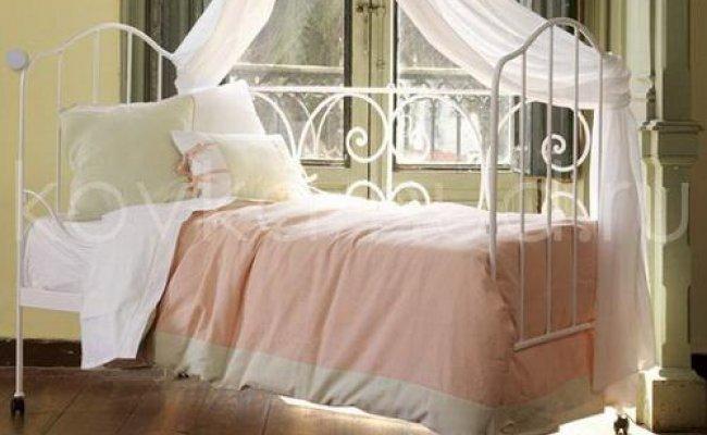 Детская кровать кованая kdo-0801