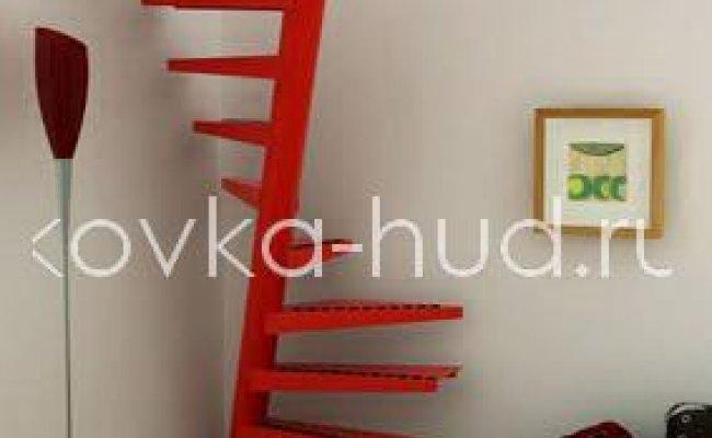 Лестница кованая kl-19