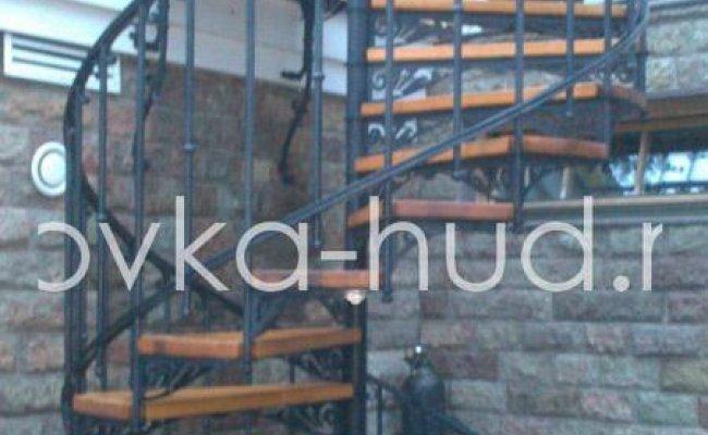 Лестница кованая kl-20