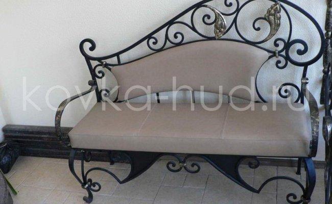 Мебель кованая km-01008