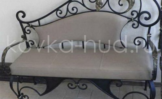 Мебель кованая km-01014