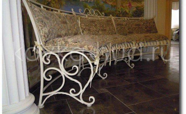 Мебель кованая km-01017