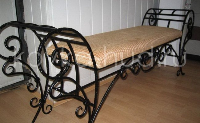Мебель кованая km-01021
