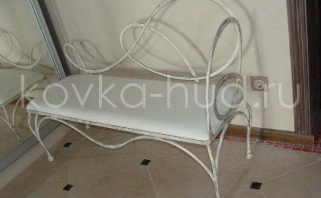 Мебель кованая km-01029