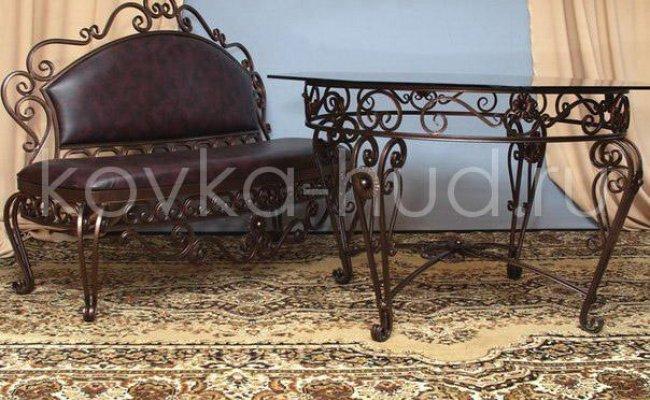 Мебель кованая km-01034