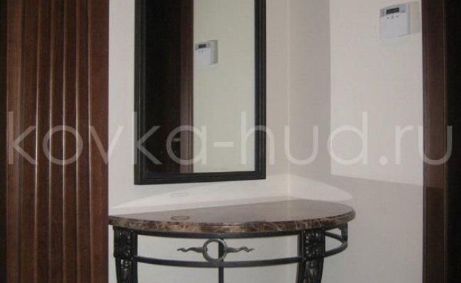 Зеркало кованое kzl-01403