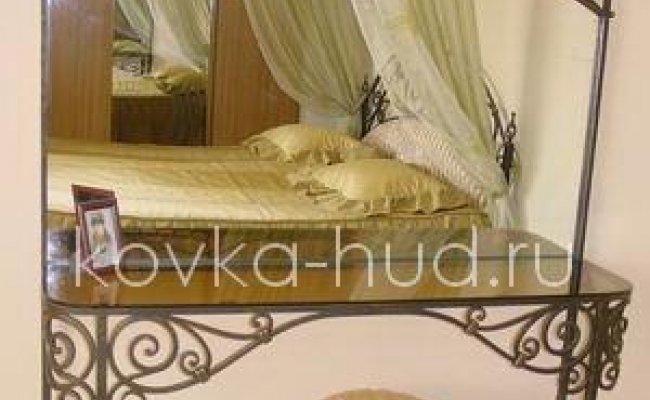 Зеркало кованое kzl-01424