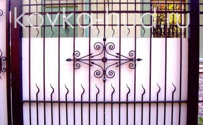 Забор кованый kz-54