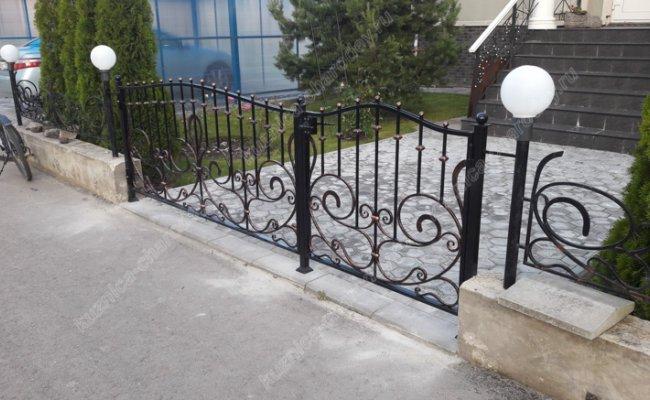 Небольшие ворота и калитки