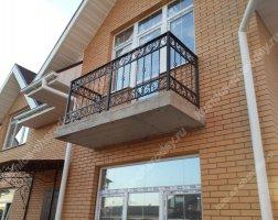 Кованый балкон bn-15