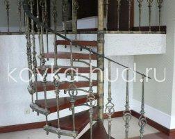 Лестница кованая kl-23