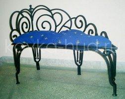 Мебель кованая km-01009