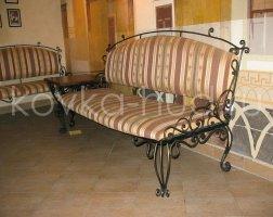 Мебель кованая km-01046