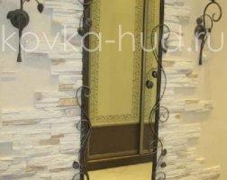 Зеркало кованое kzl-01402