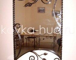 Зеркало кованое kzl-01404