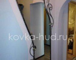 Зеркало кованое kzl-01407