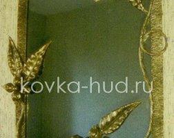 Зеркало кованое kzl-01411