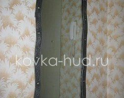 Зеркало кованое kzl-01417