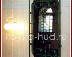 Зеркало кованое kzl-01422