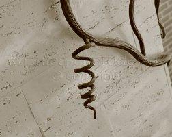 Элемент кованых перил