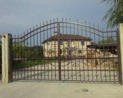 Ворота кованые kv-50