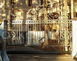 Ворота кованые kv-52