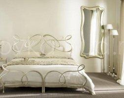 Роскошная кровать кованая rk-0929