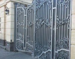 Ворота кованые kv-70
